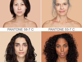 Focusing on how our skin's color changes